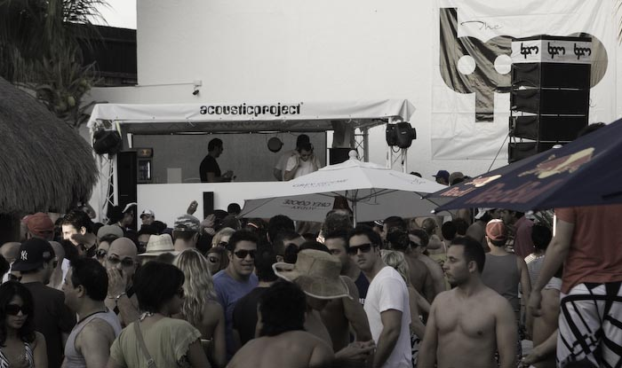 BPM Festival 2008 Playa del Carmen