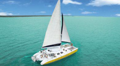playa del carmen catamaran tour