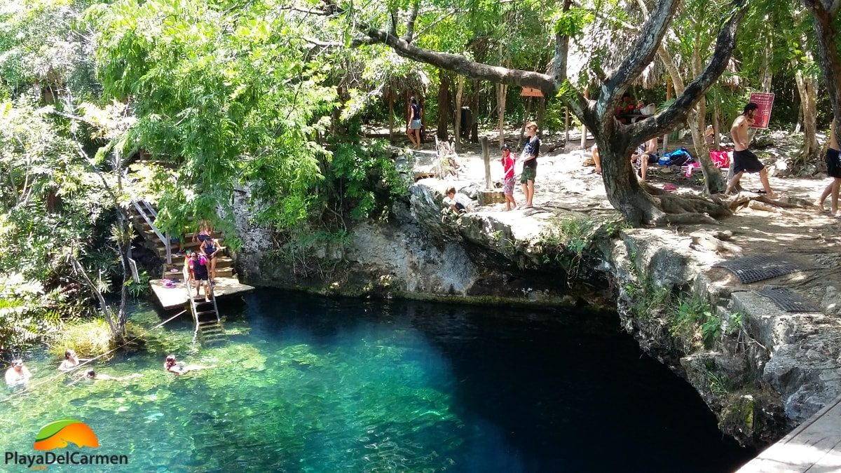 Jardin del eden cenote review playa del carmen blog for Jardines del eden sevilla