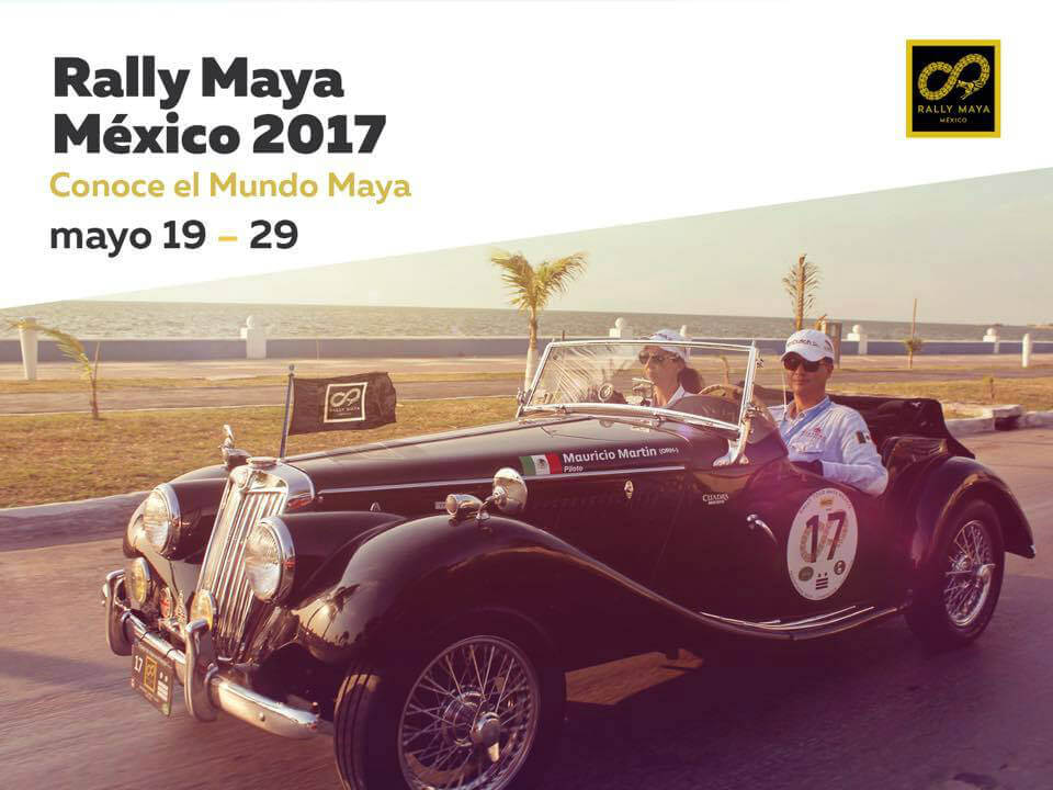 4th Annual Rally Maya Mexico to Finish in Playa del Carmen