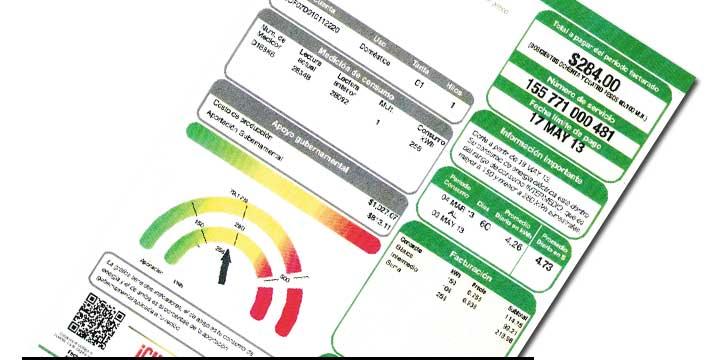 CFE Bills in Playa del Carmen