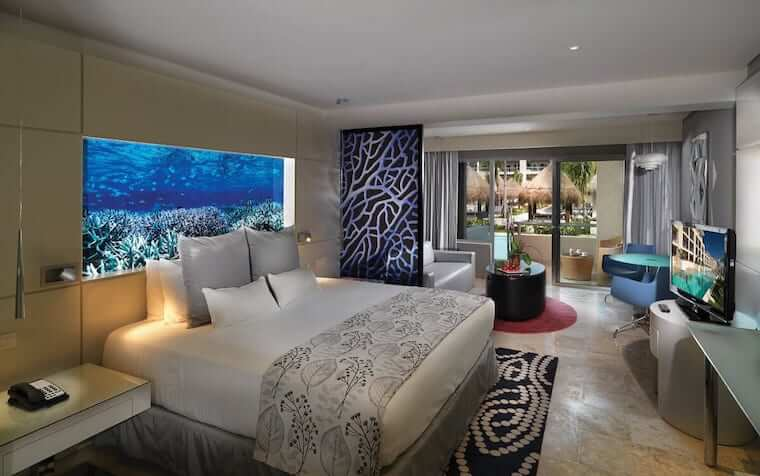 room types at the paradisus