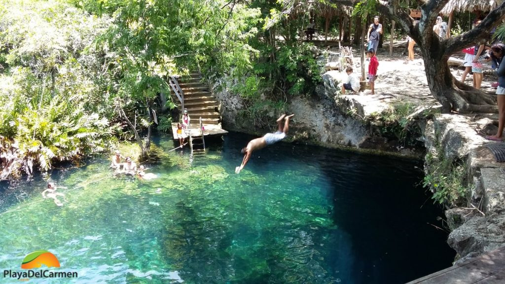 Jardin del Eden Cenote - Review