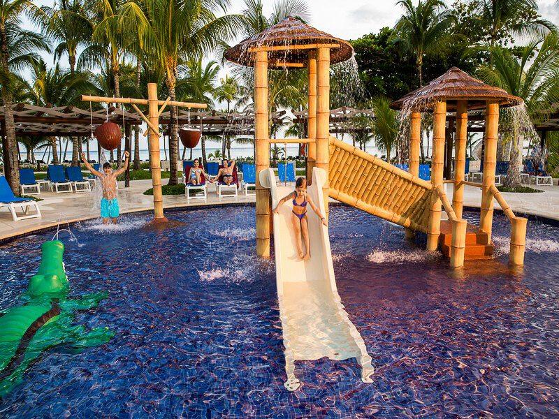 swimming pool Barcelo Maya Beach