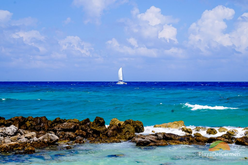 Playa del Carmen yacht charters in the Caribbean Sea