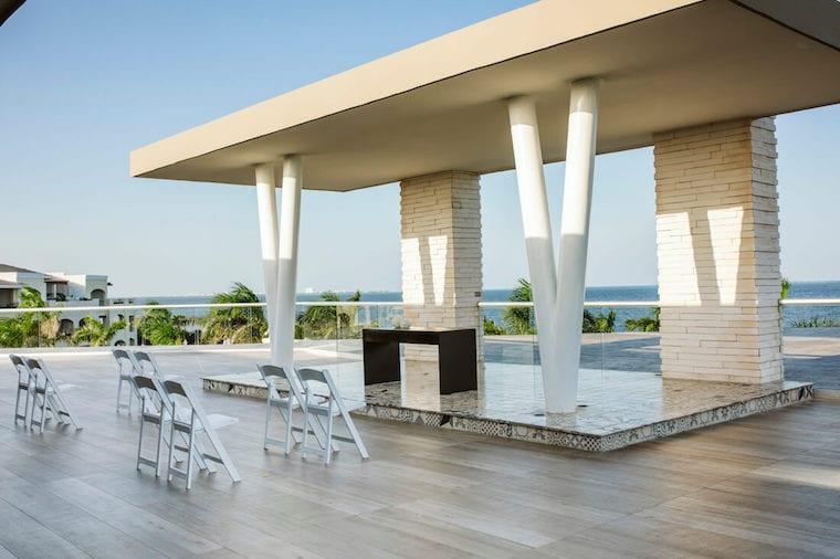 grand moon palace wedding sky terrace