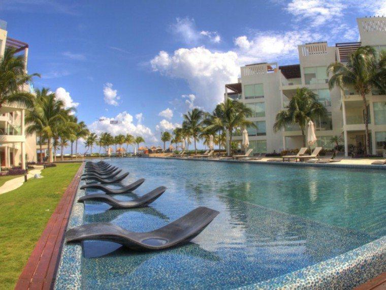The Elements Condo Hotel in Playa del Carmen, Mexico