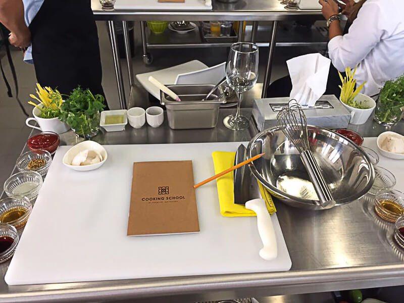 El Pueblito Mayakoba Cooking School in Playa del Carmen