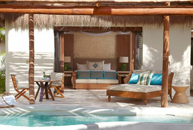 Viceroy Riviera Maya pool