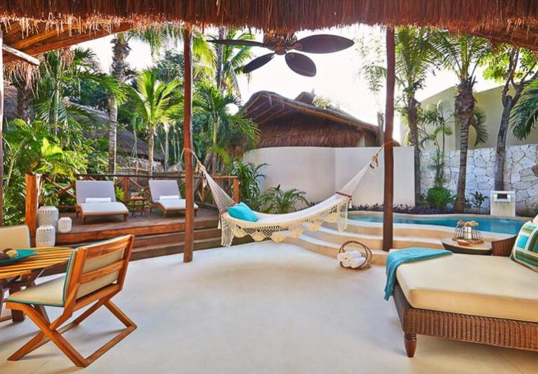 Viceroy Riviera Maya private villa