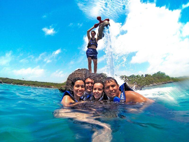 Xel-Ha Park snorkeling tour