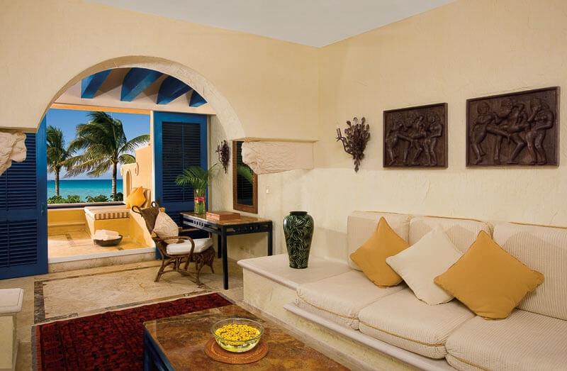 Zoetry Paraiso Riviera Maya suite