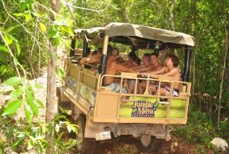 Jungle Maya Tour