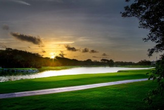 Playacar Golf Course Hard Rock Riviera Maya