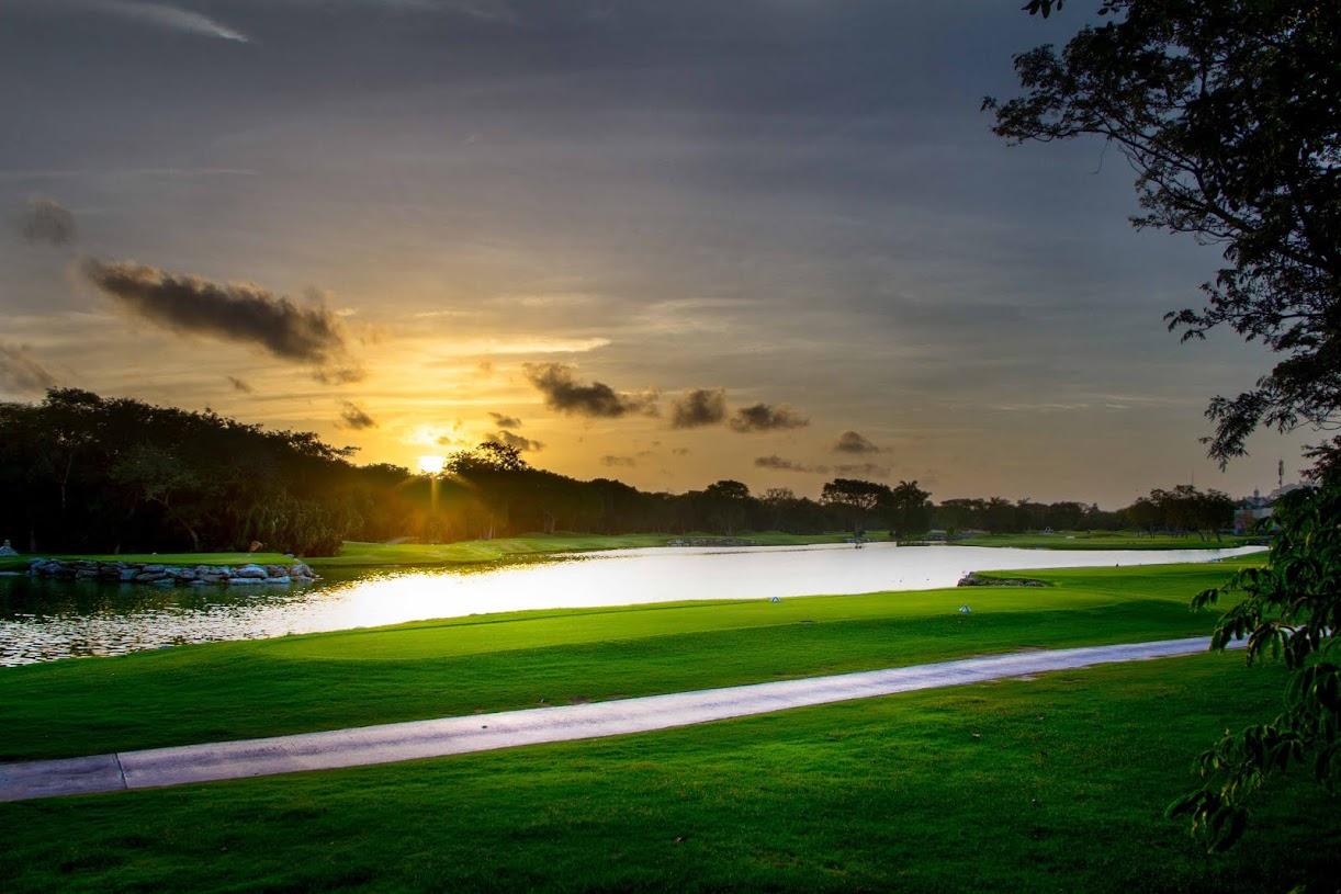 Playacar Golf Course Hard Rock Riviera Maya