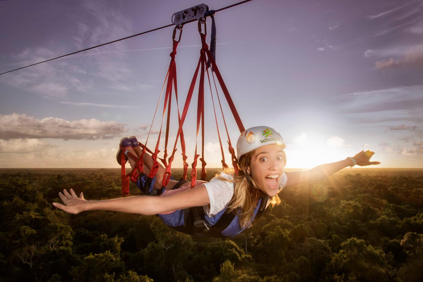 Selvatica Tarzania Coaster