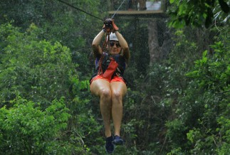 Selvatica Extreme Canopy Tour