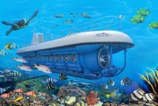 Atlantis Submarine Cozumel