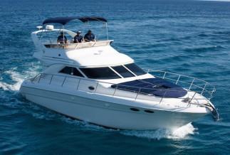 Private Yacht - El Cielo Cozumel Island
