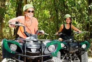 ATV tour in Riviera Maya