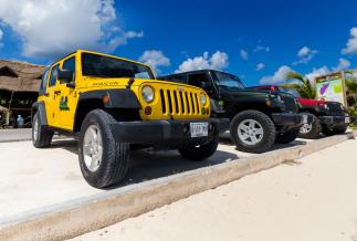 Pantera - The Extreme Jeep Tour