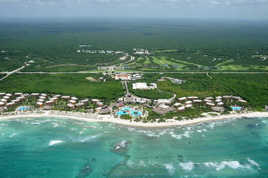 Grand Bahia Principe Tulum Mexico