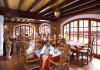 Barcelo Maya Beach dining area