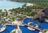 Barcelo Maya Beach and pool view