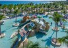Barcelo Maya Palace water slide area