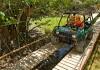 Xplor Park amphibious vehicle