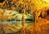 impressive cenote on the Tulum Xtreme tour