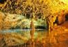 Riviera Maya underground river