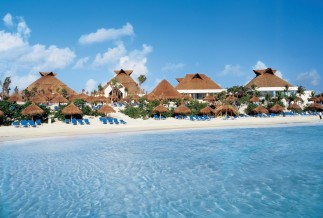 Grand Bahia Principe Akumal beach