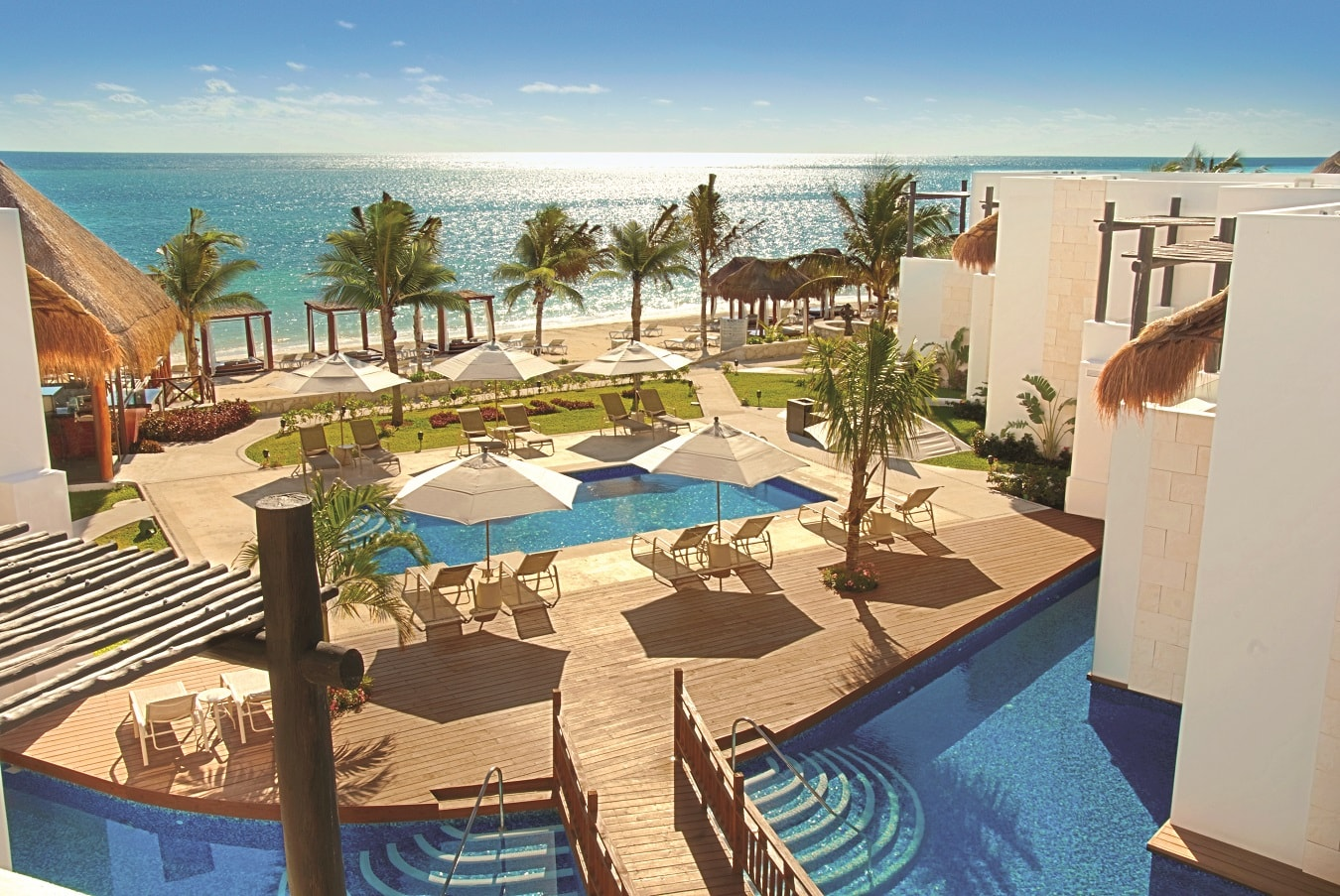 Azul Beach Hotel Main Swimming Pool