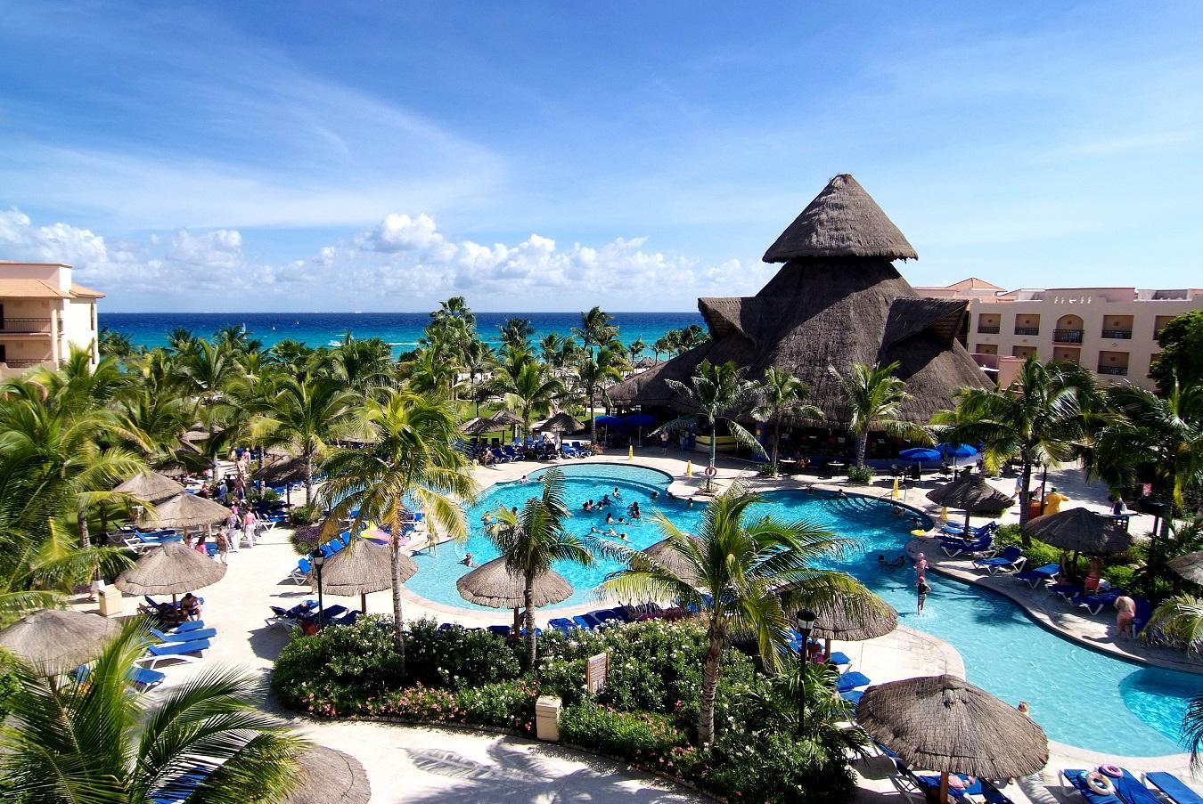 Sandos Playacar Select Club  Playa del Carmen