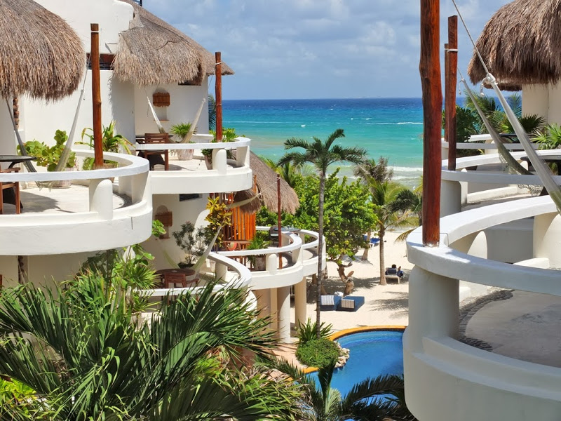 Playa palms boutique beach hotel playa del carmen for Beach boutique hotel