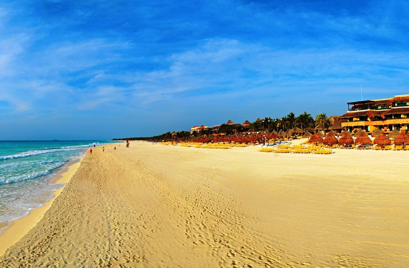 Iberostar Quetzal beach