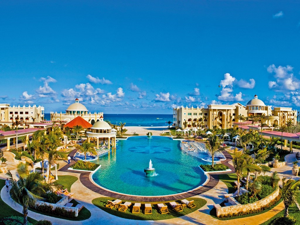 Iberostar grand hotel paraiso playa del carmen mexico for Top rated mexico all inclusive resorts