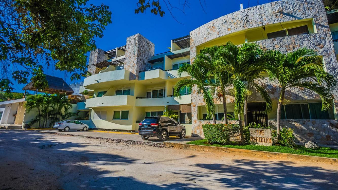 Meridien Condo Rental Playa del Carmen