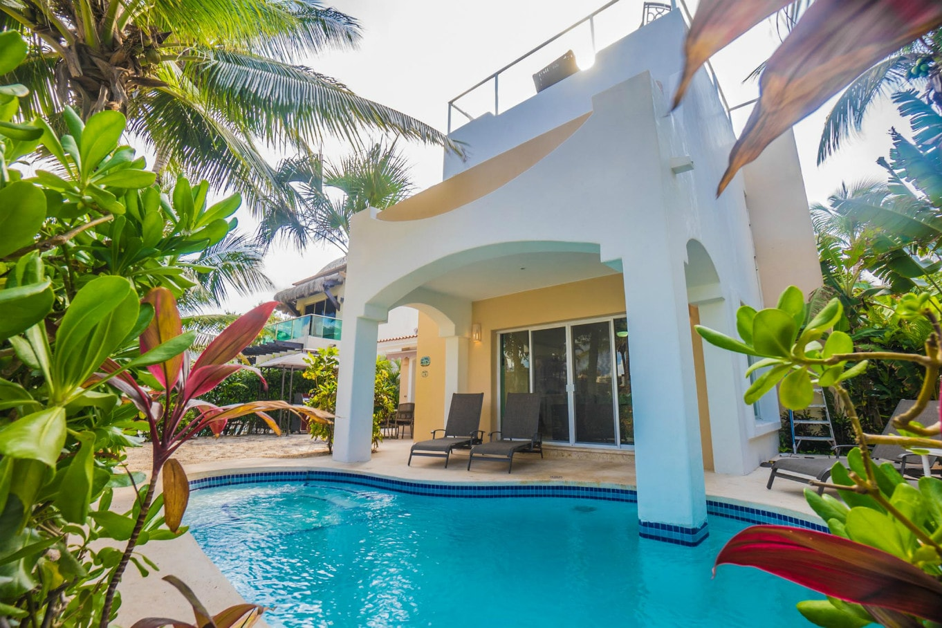 Casa Paraiso Beach House Playa Del Carmen